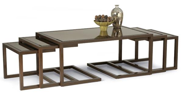 ARGYLE STACKING COFFEE TABLE