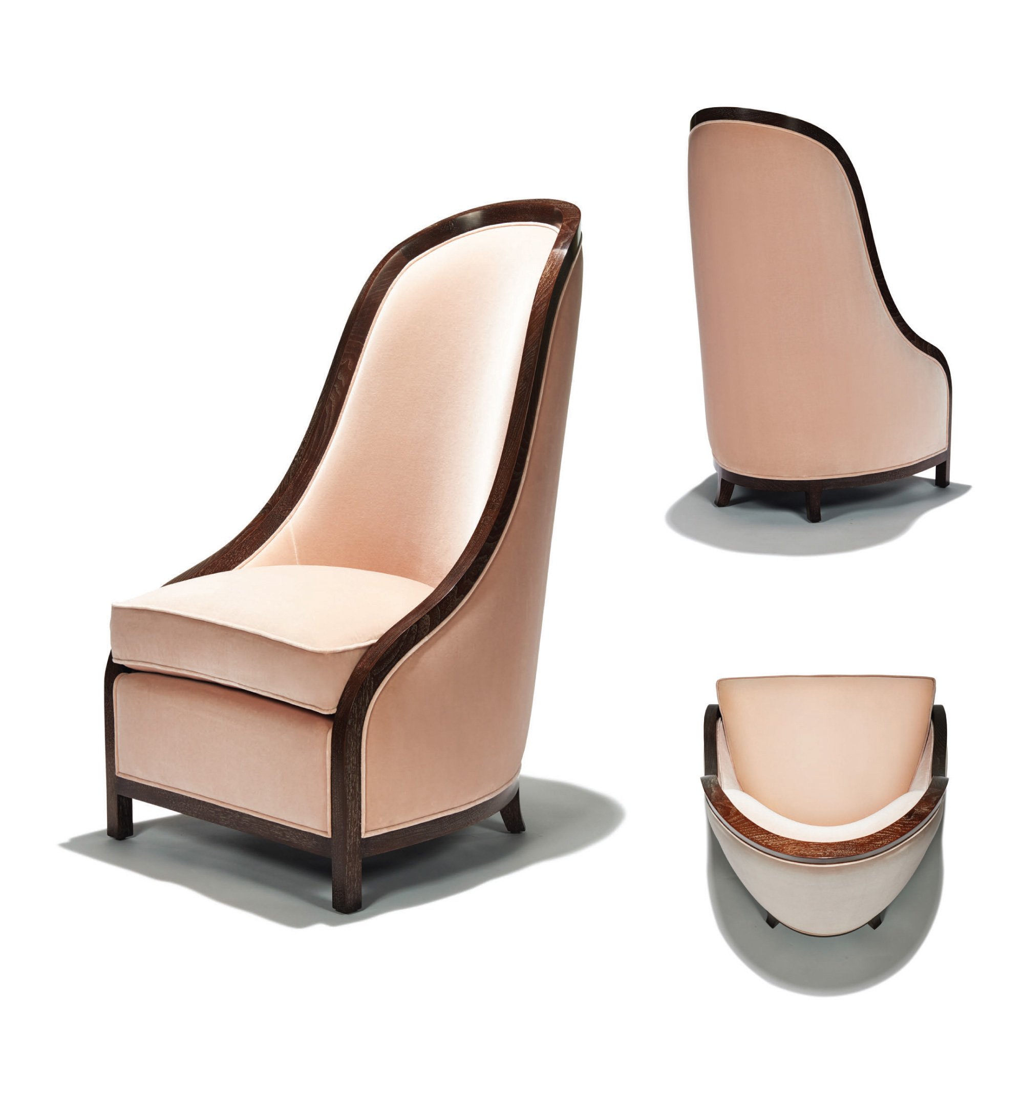 CAMEO HIGH BACK CHAIR