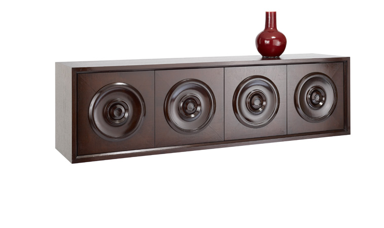 CENTRAL WALL HUNG CONSOLE