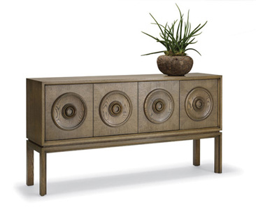 CENTRAL CONSOLE WITH BASE