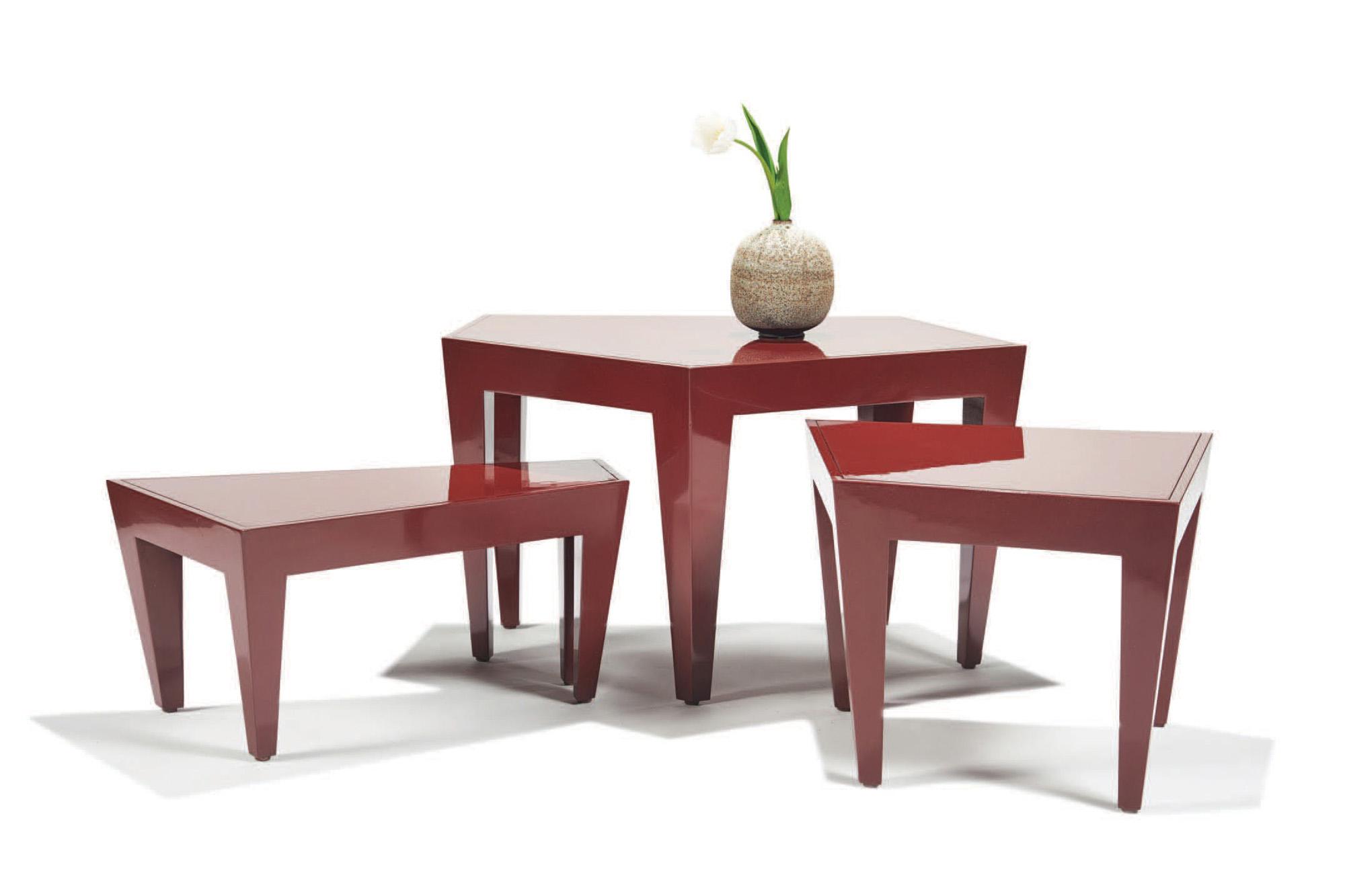 GEODE NESTING TABLES