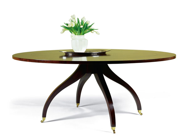 GRAND REGENCY DINING TABLE