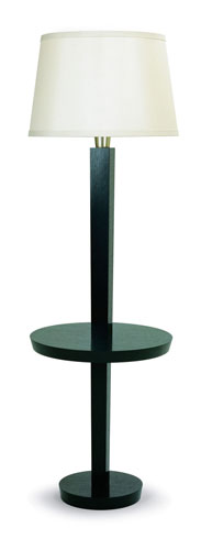 SALON FLOOR LAMP WITH TABLETOP