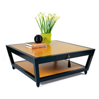 DEMILLE COFFEE TABLE - SQUARE