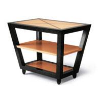 DEMILLE SIDE TABLE - RECTANGULAR