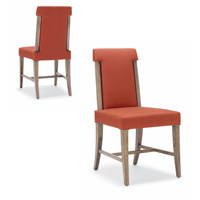 NORA DINING CHAIR - LOW BACK