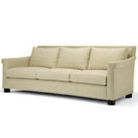 ROOSEVELT SOFA WITH BOXED ARMS