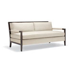 WARNER SOFA WITH OPEN ARMS